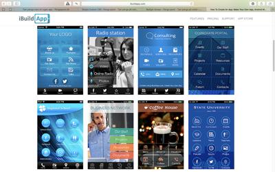 mobil applikáció készítése
