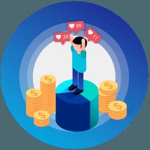pénzkeresés instagram