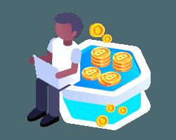 bitcoin pénzre váltása