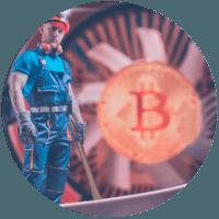 kripto bányászat