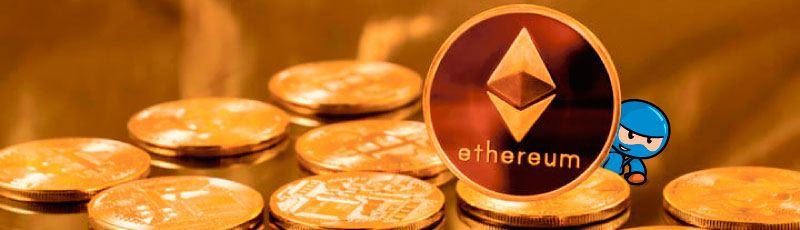 etherium bányászat