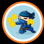 ninja bitcoinokkal