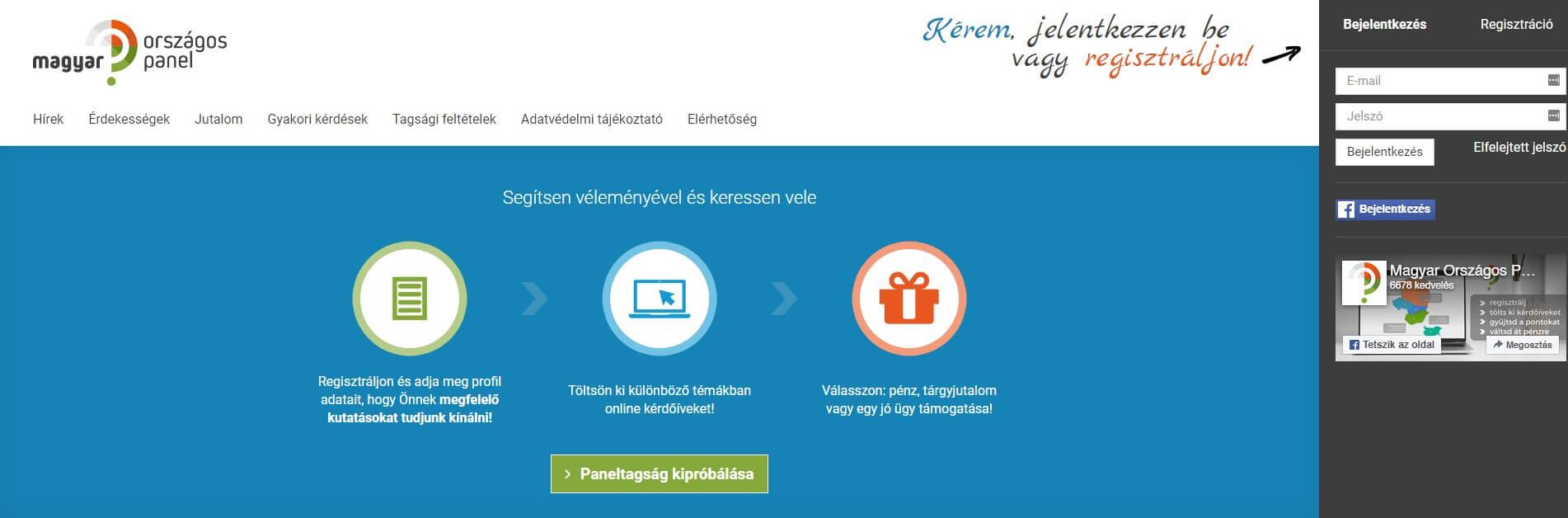 online kereset pénzátutalási vélemények