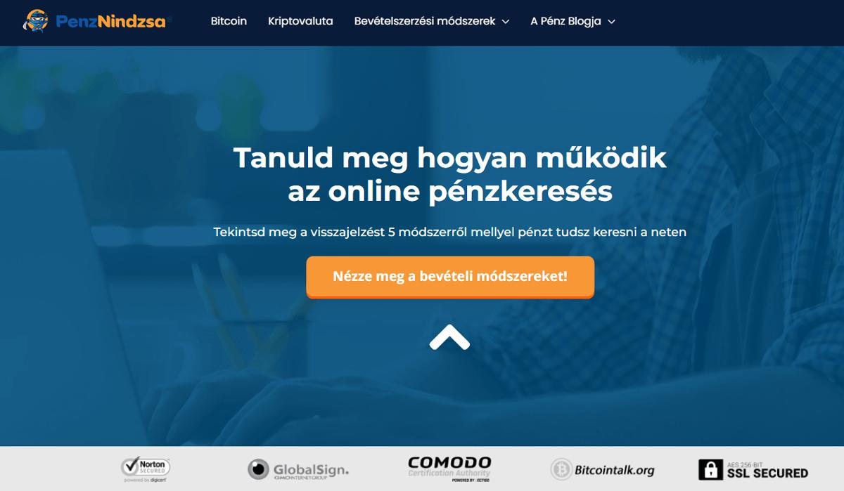 pénzt online játszani és keresni)
