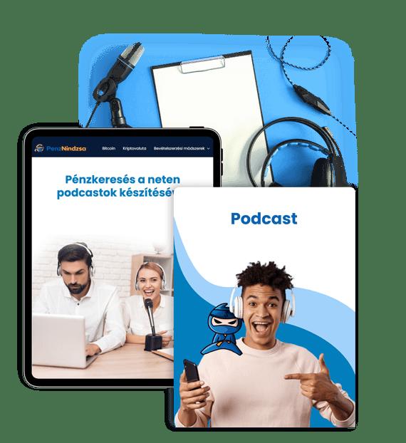podcastok készítésével módszer cikk képe