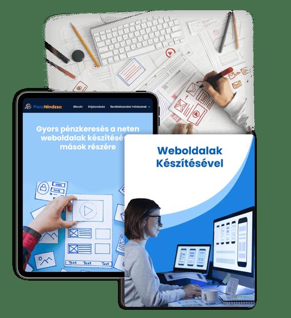 weboldalak készítésével módszer cikk képe