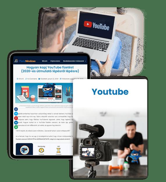 YouTube videókkal módszer cikk képe