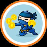 kriptovaluta ninja ikonra